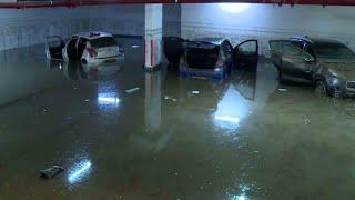 כאוס, חילוצים ונזק עצום: הגשם הגיע ואשקלון הוצפה