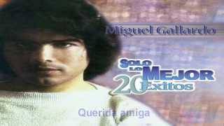 Miguel Gallardo - Solo lo Mejor 20 Exito...