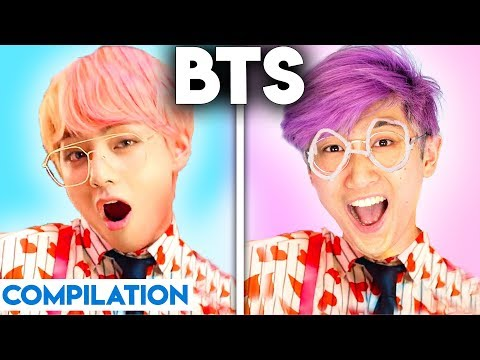 K-POP WITH ZERO BUDGET BEST OF BTS COMPILATION BY LANKYBOX