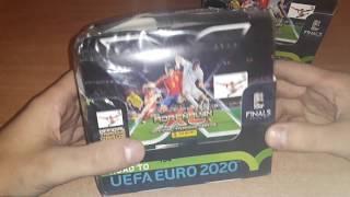 OTWIERAM CAŁEGO BOXA NA RAZ  PANINI ROAD TO EURO 2020