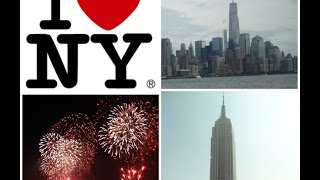 New York City Vacation | 4th of July Weekend