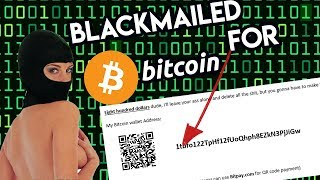 🛑 I'm being Blackmailed for Bitcoin!!  PLEASE HELP BY SHARING🛑