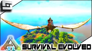 ARK: Survival Evolved - THE MIRACLE OF FLIGHT! E2( Procedurally Generated Gameplay )