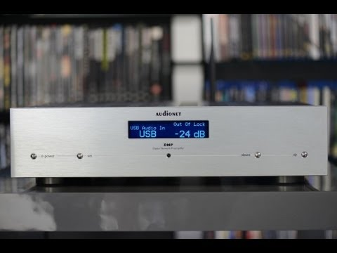 High-End Streaming: Test Audionet DNP