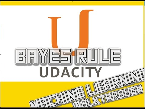 machine learning udacity