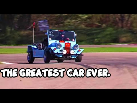 The Mini Moke is the Hilariously Awesome car you didn't know existed