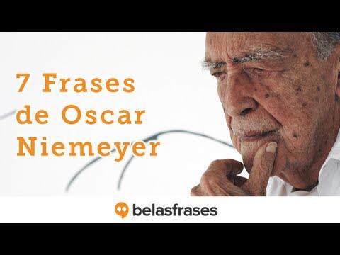 7 Frases De Oscar Niemeyer
