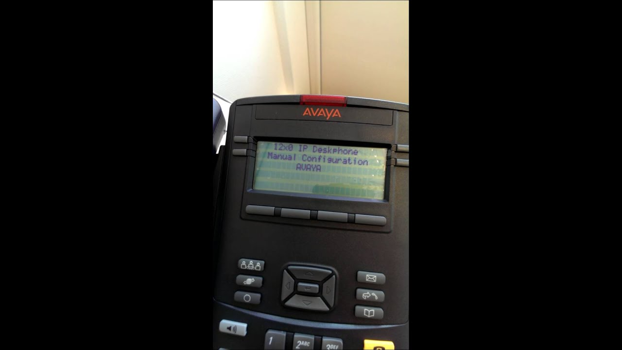 Drivers Update: Avaya 1220 IP Phone SIP
