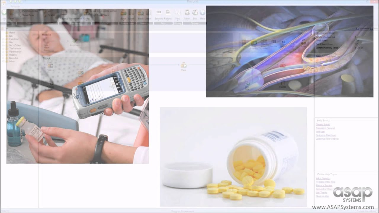 Medical Inventory Management Software | ASAP Systems