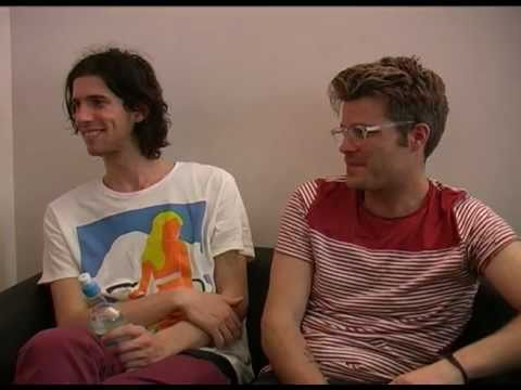 EntTv: Interview With 3OH!3