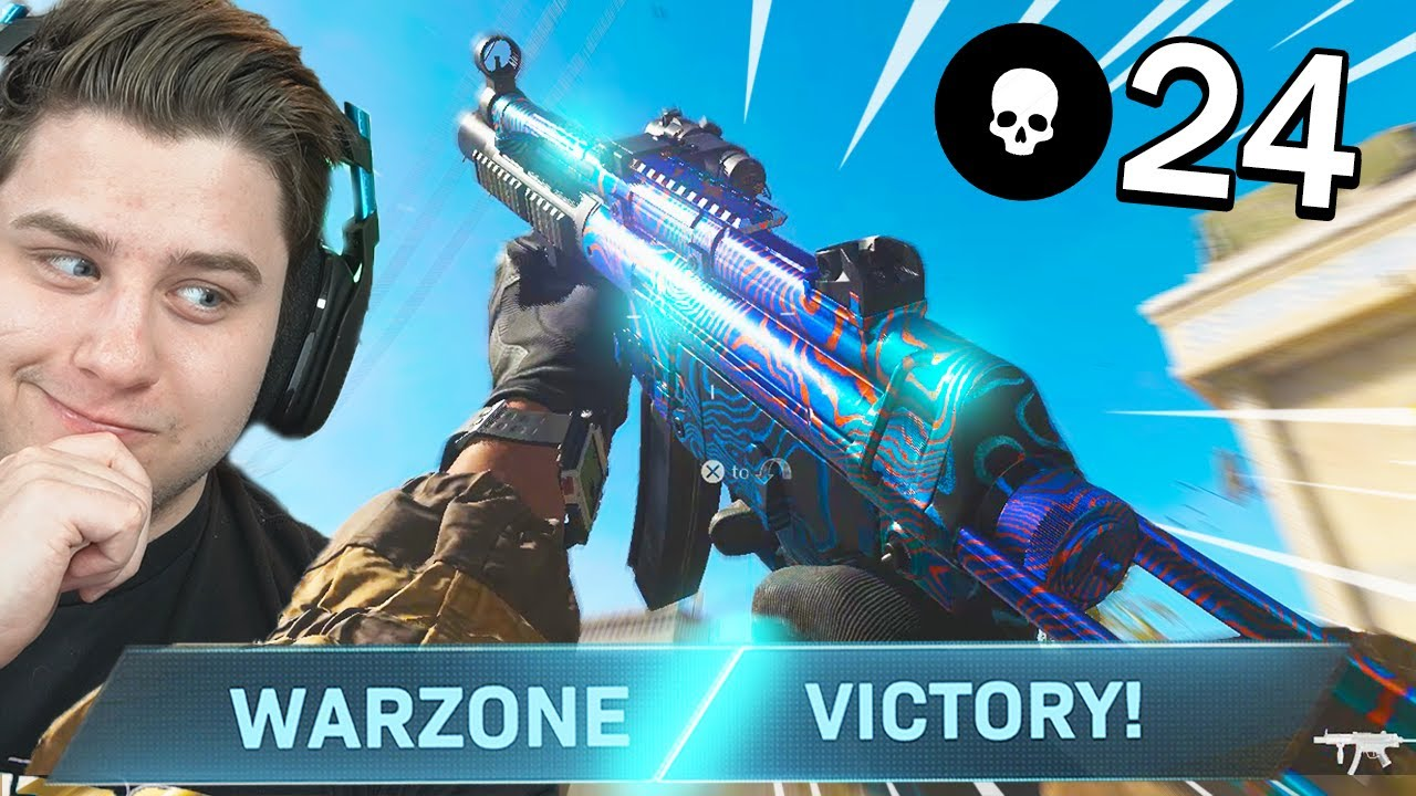 my NEW RECORD for MOST KILLS in a Warzone game! (53 KILL GAMEPLAY)