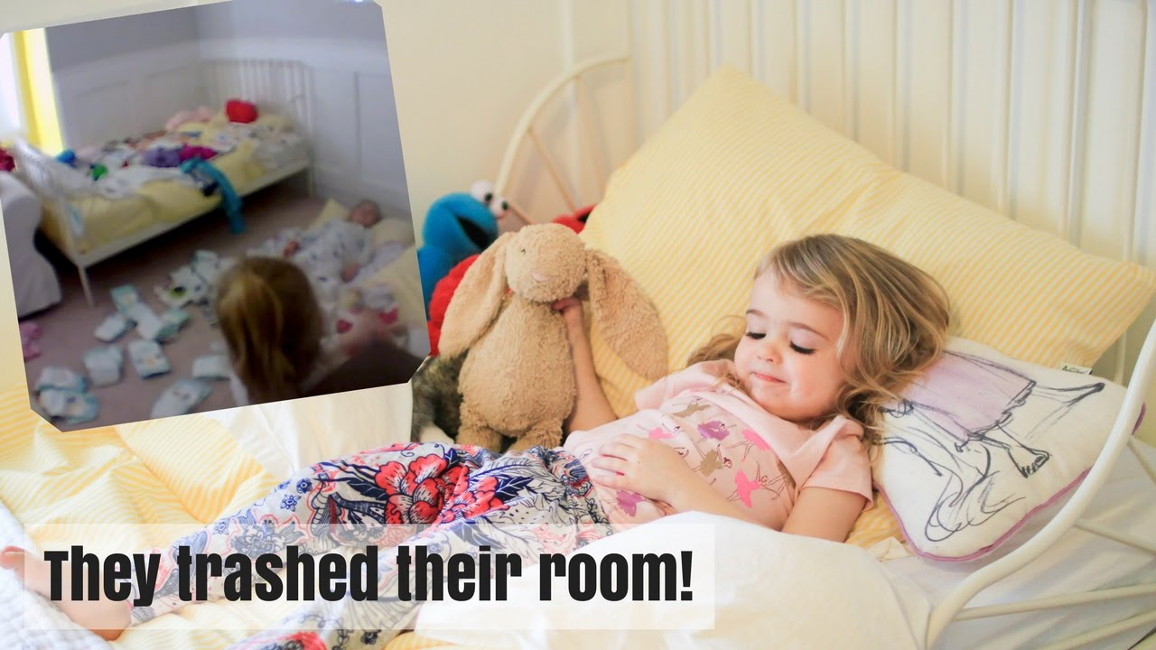 MOVING OUR TWINS TO THEIR TODDLER BEDS