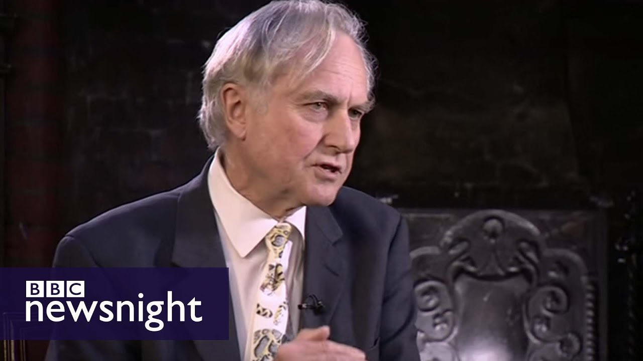 Richard Dawkins on Islam, Jews, science and the burka - BBC Newsnight
