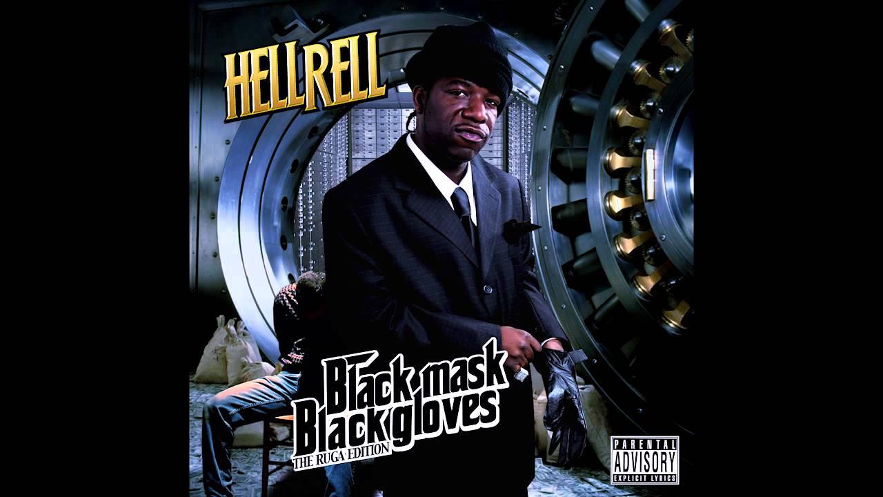 Hell Rell Black Mask Gloves Megaupload 98