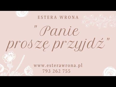 """Estera Wrona śpiewa na ślubie Ani i Grześka z """"Rolnika..."""""""