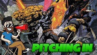 Let's Bring the Fantastic Four and X-Men to the MCU - Pitching In