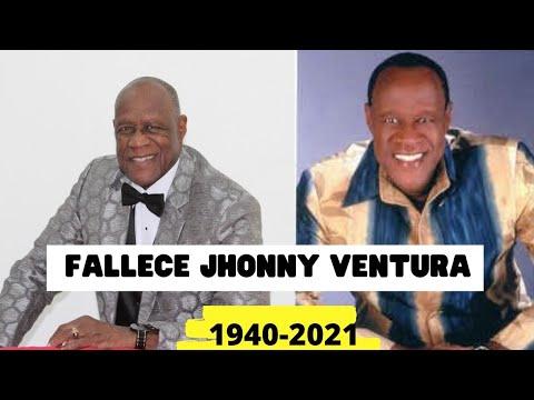 Muere Johnny Ventura, cono de la msica dominicana