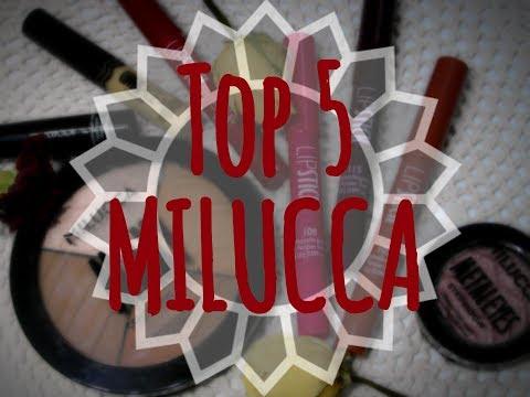 Top 5 of Milucca || أفضل 5 منتجات ميلوكا