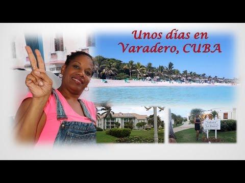 Unos días en Varadero, Cuba (Vlog 12)