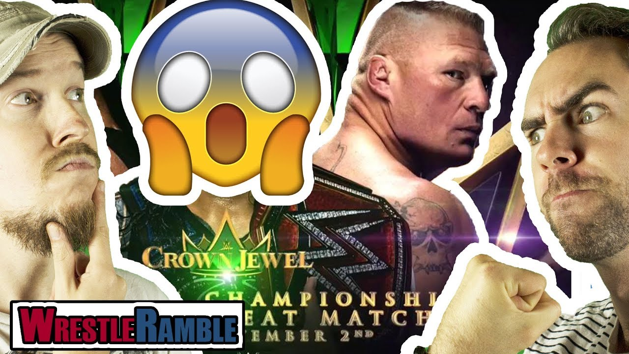 Brock Lesnar For Wwe Crown Jewel Revealed Wwe Raw Sept 17 2018 Review Wrestleramble