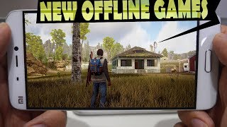 Top 10 New OFFLINE GAMES for Android/iOS 2018 || No internet required