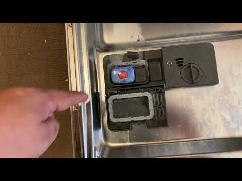 Dishwasher Detergent Not Dissolving ( Finish Powerball Dishwasher Tabs Not Dissolving )