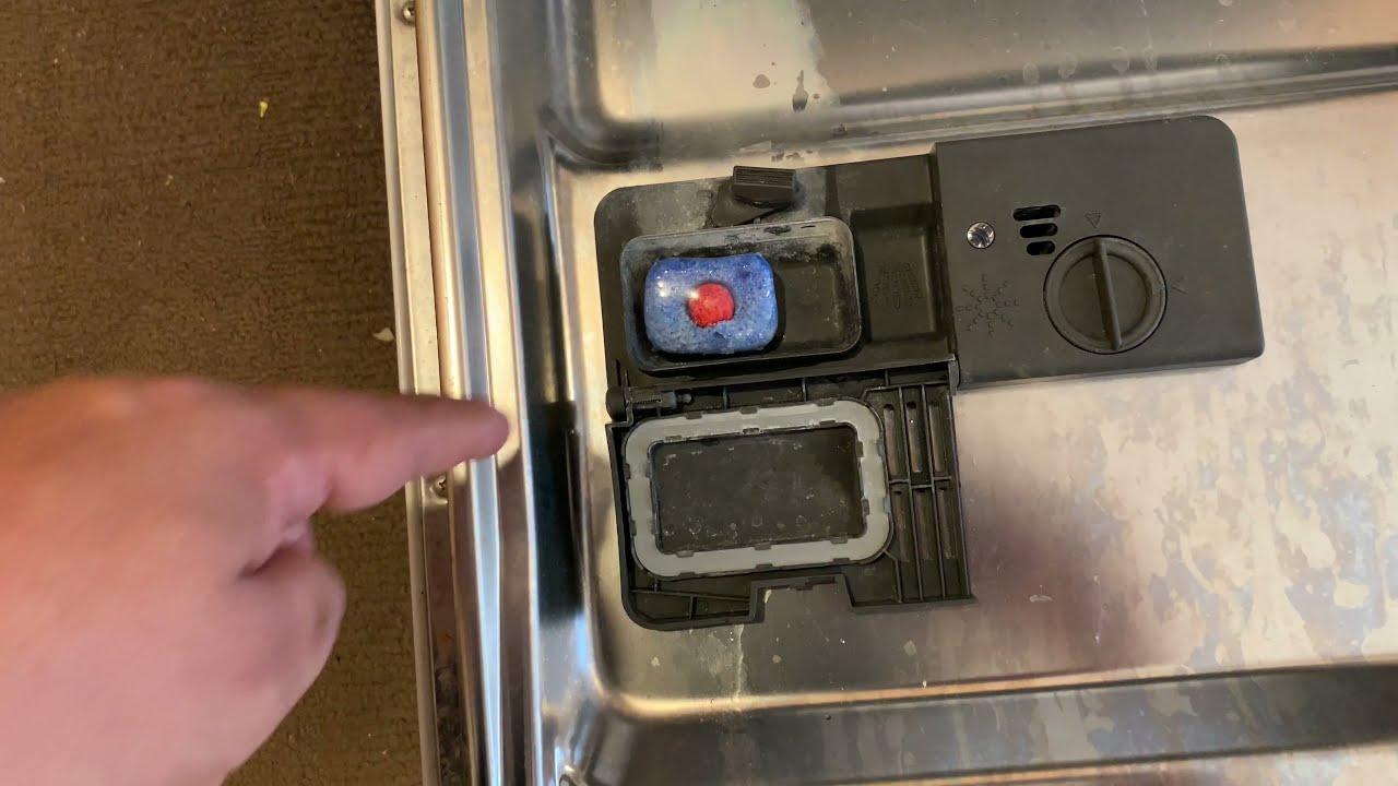 Dishwasher Detergent Not Dissolving ( Finish Powerball Dishwasher Tabs Not Dissolving )