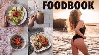 FOODBOK - CO JEM W DZIEŃ TRENINGOWY?! | FIT COUPLE