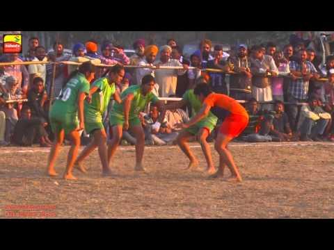 DASUYA (Hoshiarpur)   KABADDI CUP - 2015   GIRLS SHOW MATCH   Full HD  