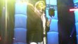Thomas Berge - IK HOU NOG STEEDS VAN JOU   live 8 maart