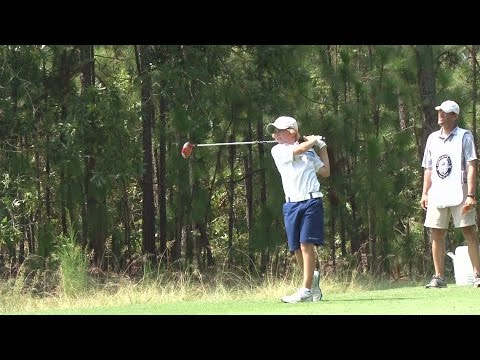 Will Lodge (11 yr old - Long Version) - 2015 US Kids Golf World Championship
