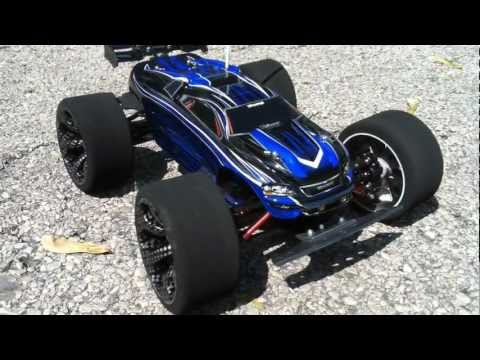 TRAXXAS 1/16 E-Revo With Tons Of Upgrades AKA: MERV CUSTOM