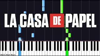 Baixar La Casa de Papel (Money Heist) - My Life Is Going On Piano Tutorial