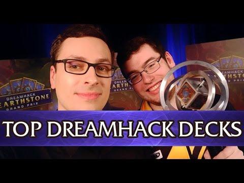 Hearthstone - Top Dreamhack Austin Decks - Breakdown And Evaluation