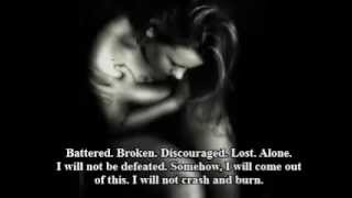 Crash and Burn/Restore My Heart (Book Trailer)