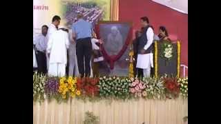 SaiAshram Package 1 Inauguration by Hon. CM of Maharashtra Sri. Prithviraj Chauhan - PART 3