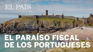 La Isla de Man, en paraíso fiscal preferido por los portugueses | Internacional