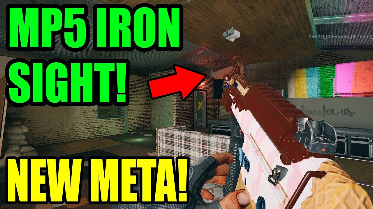 This Is The NEW META! - Rainbow Six Siege Phantom Sight