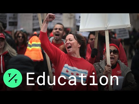 Chicago Teachers Strike: Classes Canceled for 3rd Day for 300,000 Students