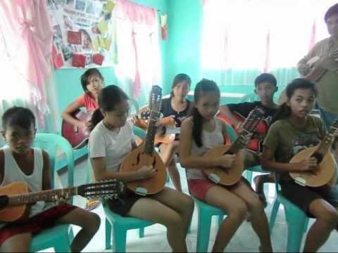 George Gange visit at GEMS Rondalla, Bgy Molino, Bacoor, Cavite