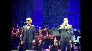 """Con Te Partito"" Part 2, Shahkar and Andrea Bocelli"