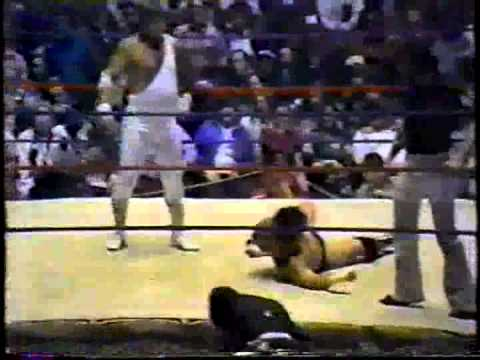 1981 Terry Funk vs Jerry Lawler NO DQ March MEMPHIS WRESTLING