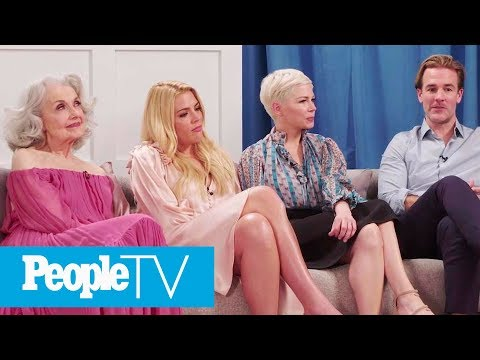 Would The 'Dawson's Creek' Cast Ever Do A Reboot? Cast Tells All  PeopleTV  Entertainment Weekly
