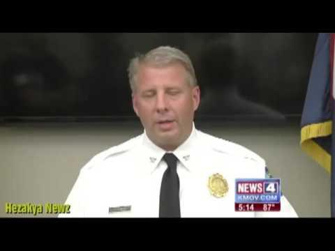 St. Louis Police Release GRAPHIC Video of Officers KILLING Kajieme Powell Near Ferguson, M