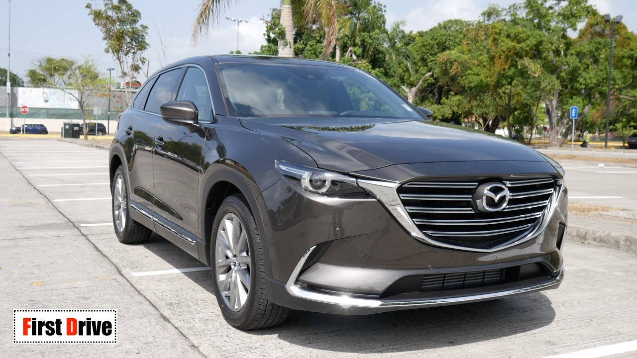 2018 Cx9 >> First Drive - Mazda CX-9 2018 - YouTube