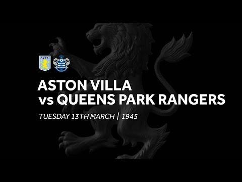 Aston Villa 1-3 QPR   Extended highlights