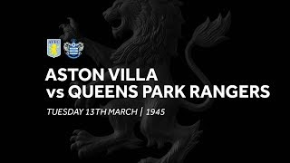Aston Villa 1-3 QPR | Extended highlights