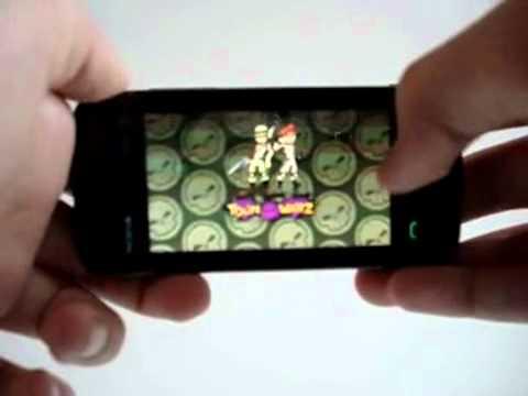 10 лучших игр для nokia 5530, 5230, 5800, n97, x6 .mp4
