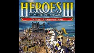 Heroes of Might and Magic III. Проходим сценарии 200% #4 Дурная слава болот