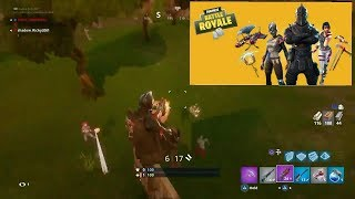Best moments in  Two days Fortnite battle Royale Moments!